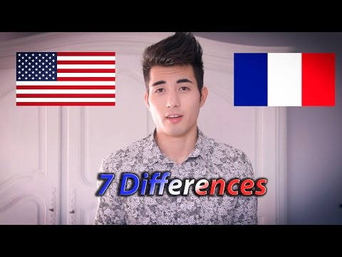 7 Differences - France vs USA