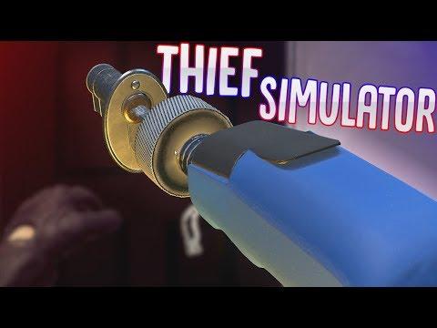 thief-simulator---electric-lock-pick---police-foot-chase!---thief-simulator-gameplay