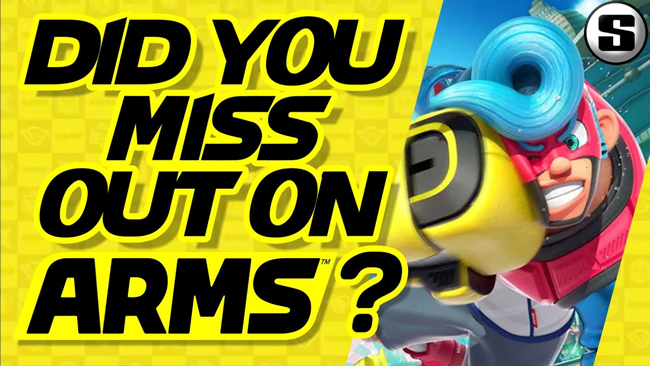 Did You Miss Out on ARMS?