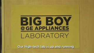 Big Boy GE Appliances Available Now