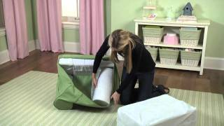 How To Set-up An Anywhere Chair | Pottery Barn Kids