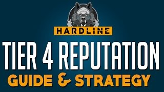 BFH TIER 4 REPUTATION GUIDE! Battlefield Hardline Hacker Tips & How To Gameplay
