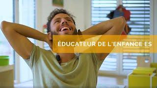 Alexandre - Éducateur de l'enfance ES