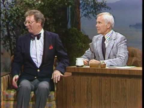 Charles Nelson Reilly On The Tonight With Johnny Carson in 1979