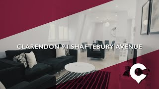 Clarendon Shaftesbury Avenue Serviced Apartment Tour | 3 Bedroom Apartment in London