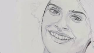 Sonam kapoor drawing ❤️