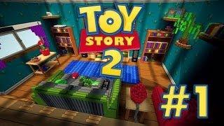Toy Story: MINECRAFT - Mapa de Aventuras Con Mi Hermana - Episodio 1 thumbnail