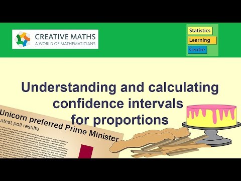 Understanding And Calculating Confidence Intervals For Population Proportions - Statistics Help
