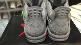 Did StockX Send Me Fake Jordan 4 Kaws
