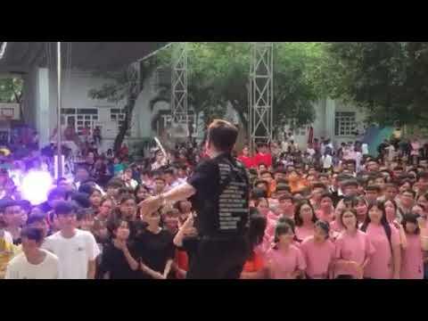 [Live] #Enola – DouTz ft Diikayz tại Trường THPT Thạnh Lộc Q12 (23/3/2019)