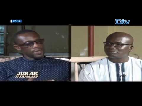 Jur Ak Ak Njanaaw avec Papa Deurgueune Mbaye
