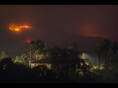 هدوء الرياح يساعد كاليفورنيا على مواجهة الحرائق  - نشر قبل 33 دقيقة