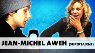 Zu viel Frauenpower!! Jean-Michel Aweh flüchtet aus Interview...