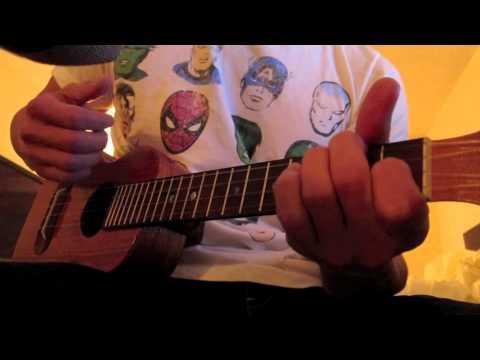Damien Rice Delicate Ukulele Cover Youtube