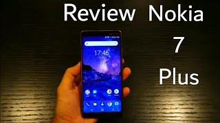 Review : Nokia 7 plus