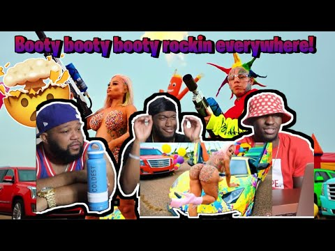6IX9INE - TUTU (Official Music Video) REACTION!!