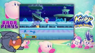 Kirby Triple Deluxe: Old Odyssey 3/4/5 ~ Have a long episode