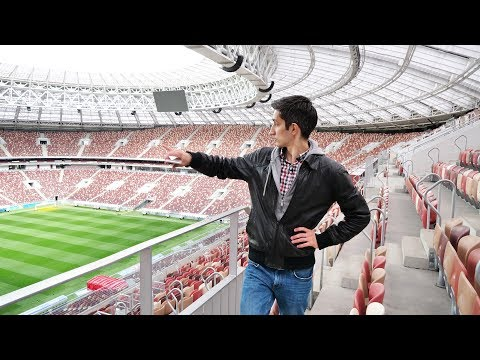 Обзор стадионов ЧМ-2018: Москва (Лужники)