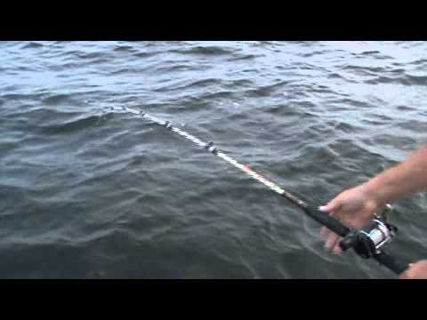 Lake murray fishing guide with playin hooky youtube for Lake murray fishing report