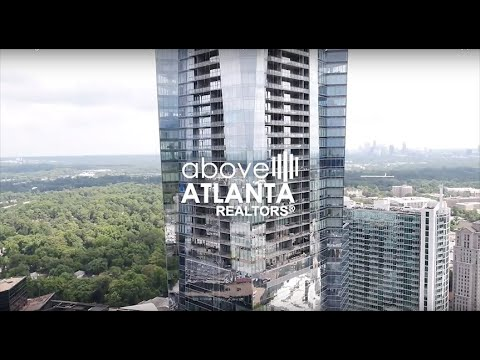 Sovereign Condominiums Unit 4503 |  Buckhead Atlanta GA | Above Atlanta Realty