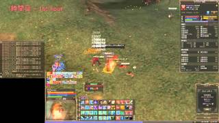 [Lineage2: Lionna] アスタチン要塞2時間ソロ - Atelia Fortress 2 hour solo exp.
