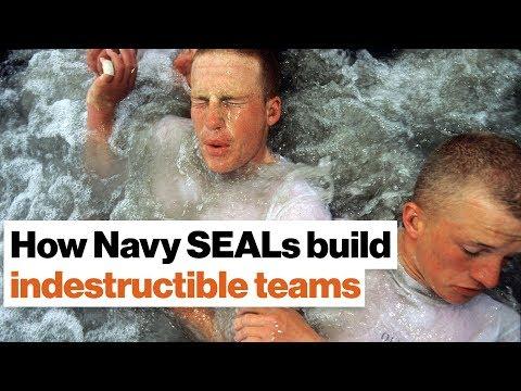 How Navy SEAL Hell Week builds indestructible teams   Brent Gleeson