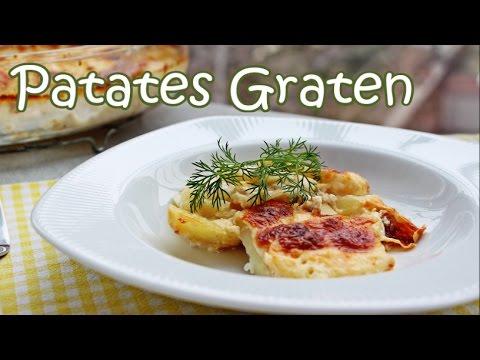 Patates Graten Nasıl Yapılır? | Bi'mutfak #30