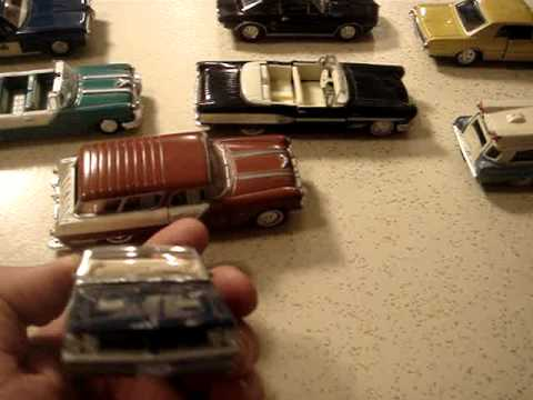 DINKY TOYS AND MORE...   THE PONTIACS