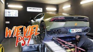 Verkauft Lamborghini eine Mogelpackung? Der Test auf dem Prüfstand!