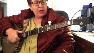 Shoes and Stockings clawhammer banjo lesson