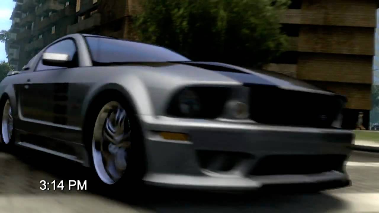 Saleen Mustang S302 Extreme Midnight Club Los Angeles