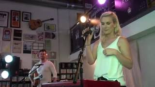 Broods Four Walls Acoustic LIVE HD 2016 Long Beach Fingerprints Music