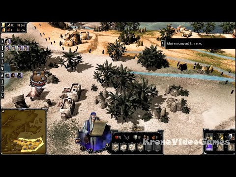 A Game Of Thrones - Genesis Gameplay (PC/HD)
