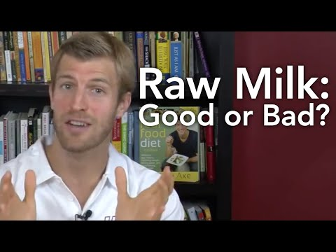 Raw Milk: Is It Good or Bad?-Transformation TV-Episode #014