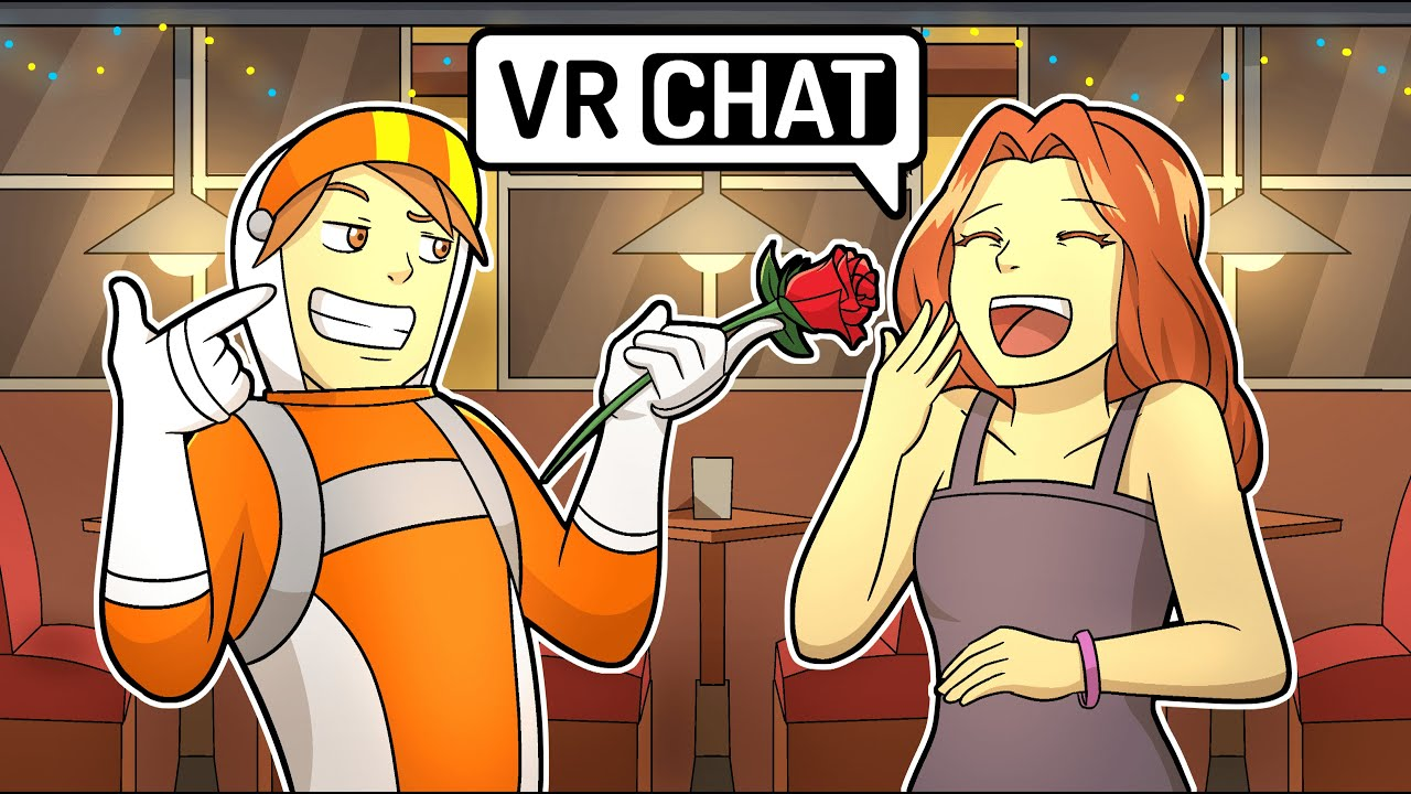 who has the BEST pick up lines in VR CHAT