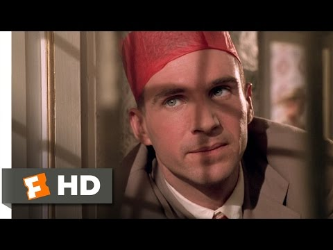 The English Patient (3/9) Movie CLIP - Happy Christmas (1996) HD poster