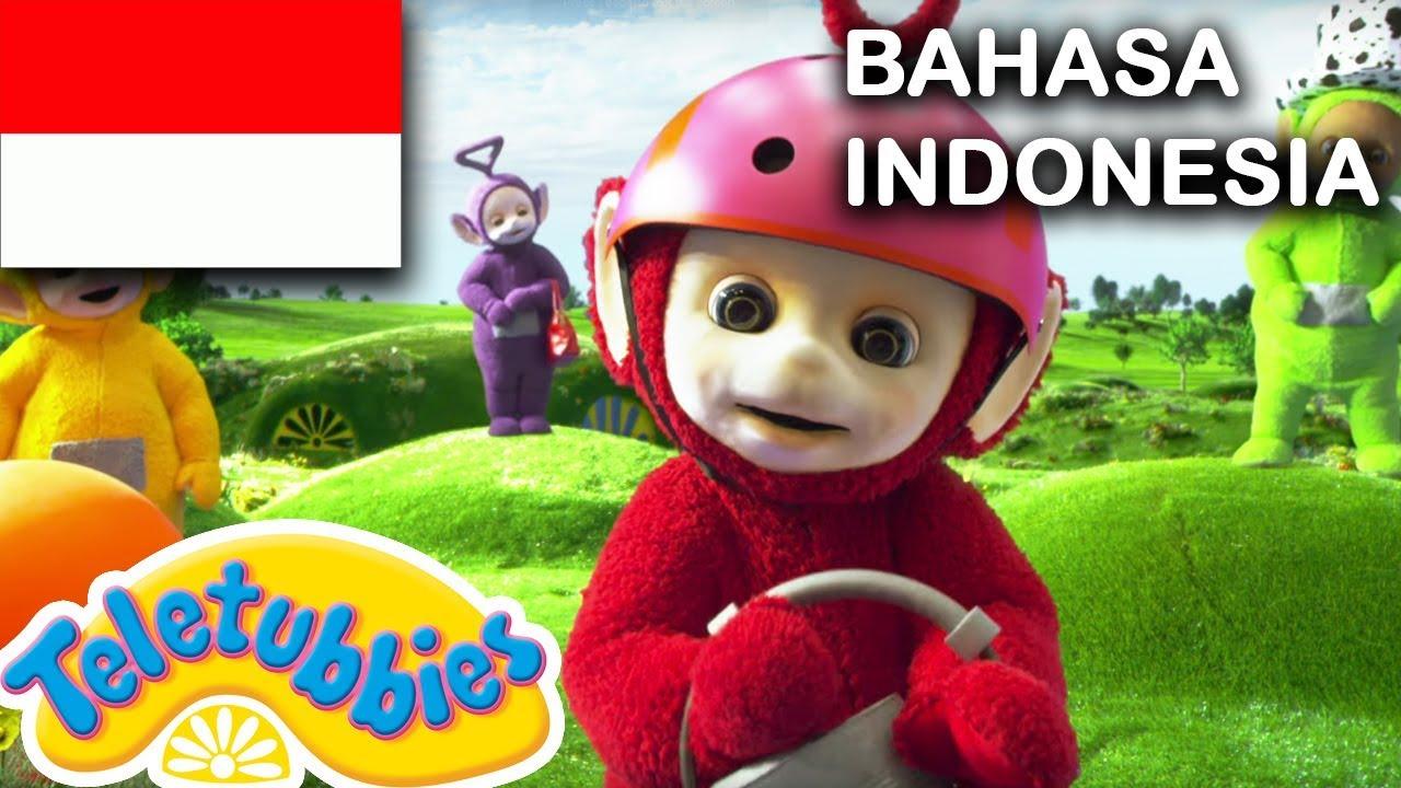 ★Teletubbies Bahasa Indonesia★ Menyiram Tanaman ★ Full Episode HD