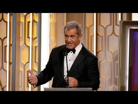 Thumbnail: Mel Gibson Speech At The Golden Globe Awards 2016. HDTV