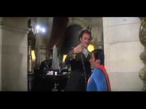 Superman Christopher Reeve Defeated by Kryptonite