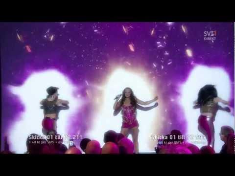 Клип Charlotte Perrelli - The Girl
