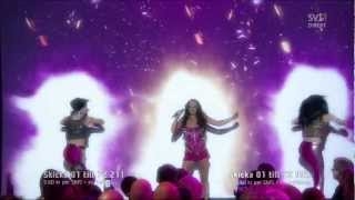 Charlotte Perrelli - The Girl (Live in Melodifestivalen 2012)
