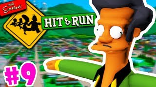 APU EL LOCO HA LLEGADO 😂 | Simpsons Hit & Run #9