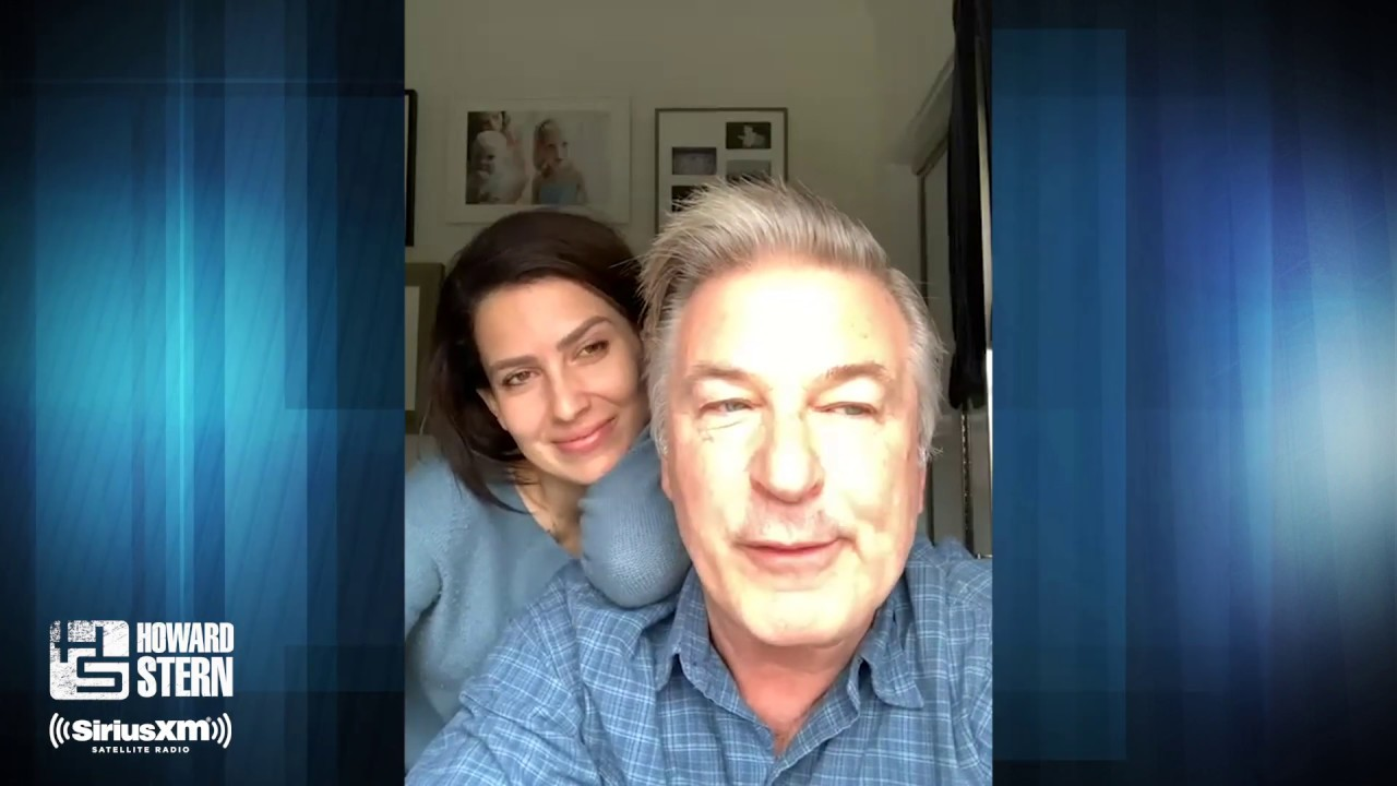 Alec & Hilaria Baldwin on Talking to Their Kids About the Coronavirus