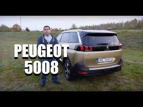Peugeot 5008 - SUV czy minivan? (PL) - test i jazda próbna