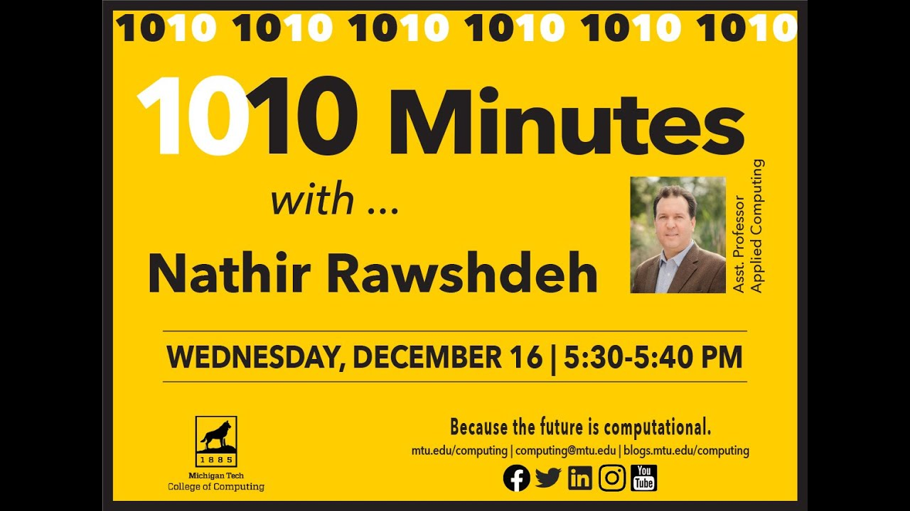 Preview image for 1010 with Nathir Rawashdeh, Dec. 13, 2020 video