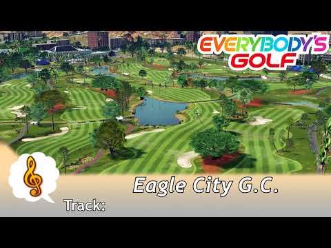 🎵 Everybody's Golf (PS4) / New みんなのGOLF OST | Eagle City G.C.