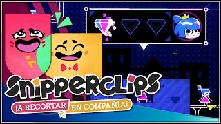 Princesa con energía!!! | 03 | SnipperClips: A recortar en compañía con @Dsimphony (Switch)