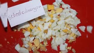 Салат из зеленого лука - school-culinary.ru