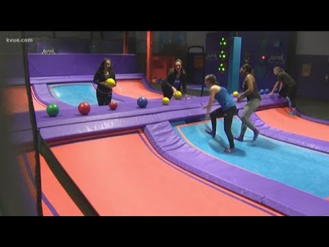 Download Jumpin' good time at Altitude Trampoline Park in Round Rock | KVUE
