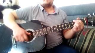 Как играть: Честный - Молодая кровь, на гитаре.